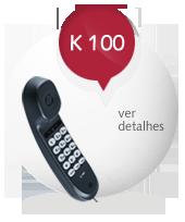 Telefone com fio KEO K 100